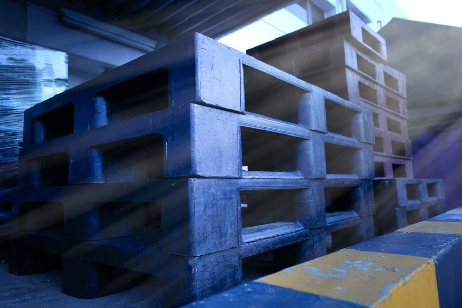 Plastic Pallet Pros: Superior Product, at a Great Price
