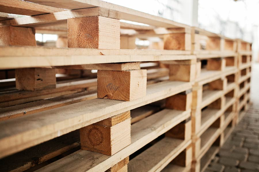 The Impact of Wood Pallet Waste on Earth's Landfills