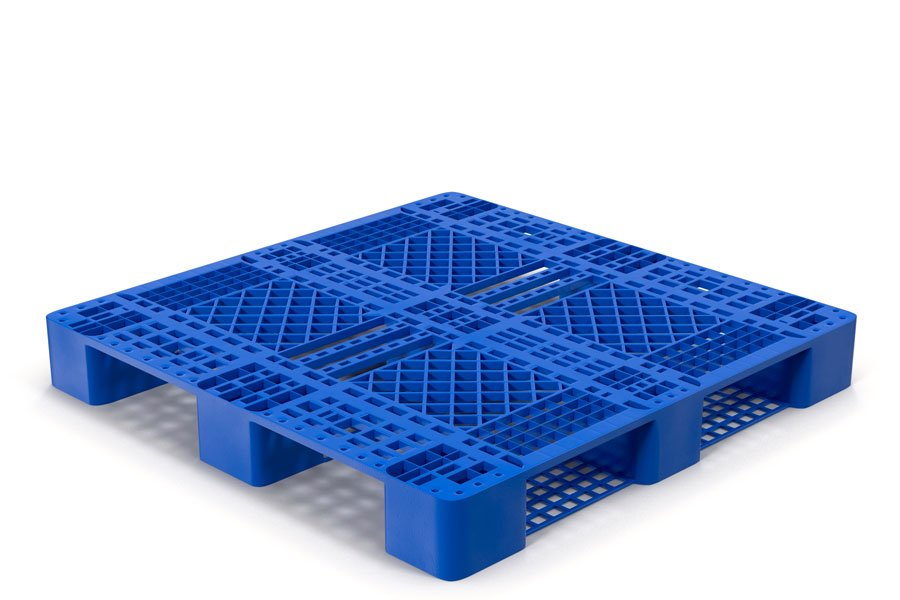 How Much Weight Can Plastic Pallets Hold?