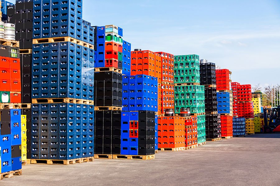 International Pallet Requirements