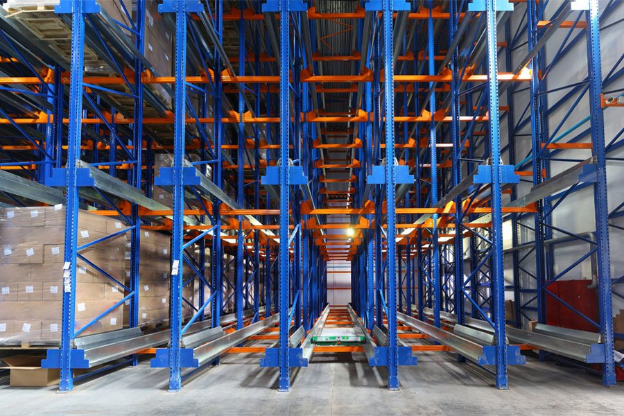 5 Benefits of Utilizing a Pallet Racking System