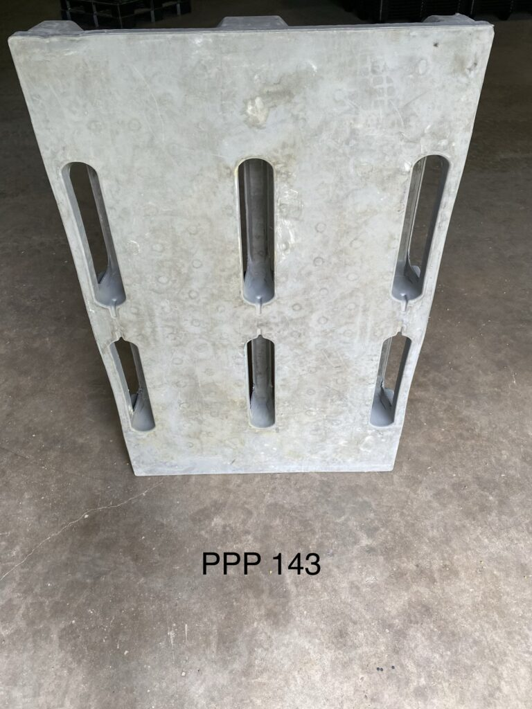 PPP 143.0 Used Plastic Pallets