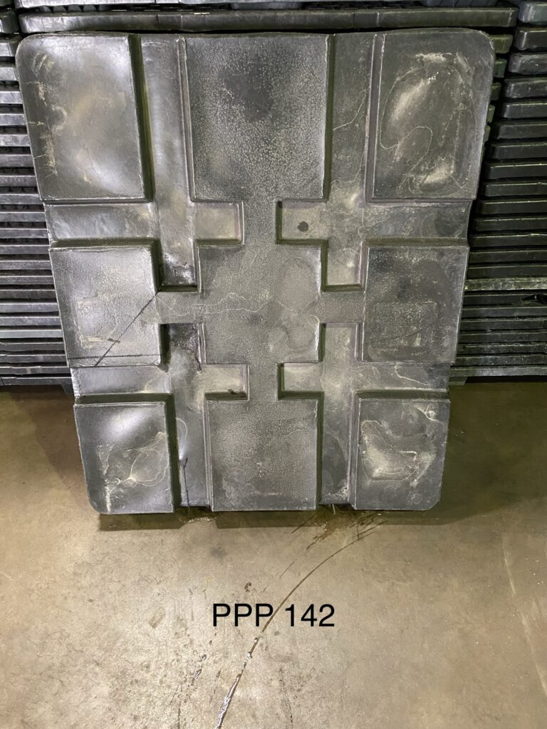 PPP 142.0 Used Plastic Pallets
