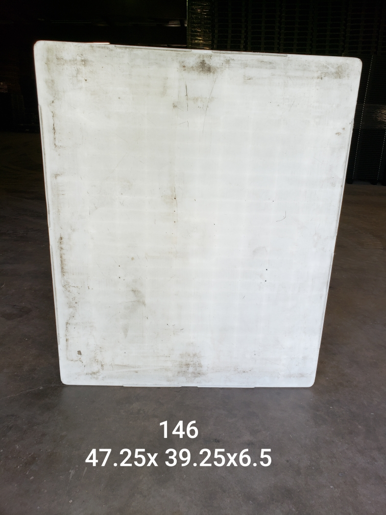 PPP 146.0 Used Plastic Pallets